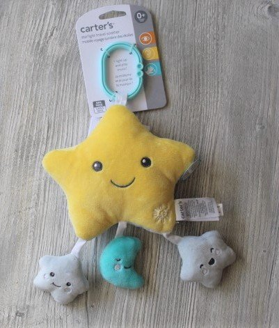 Carter's Starlight Travel Soother