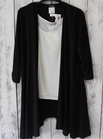 Bali 3/4 Sleeve Length Cardigan