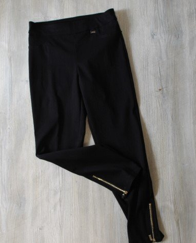 Bali Black Ankle Length Pant