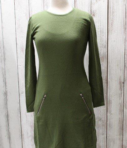 Howards Green knit dress