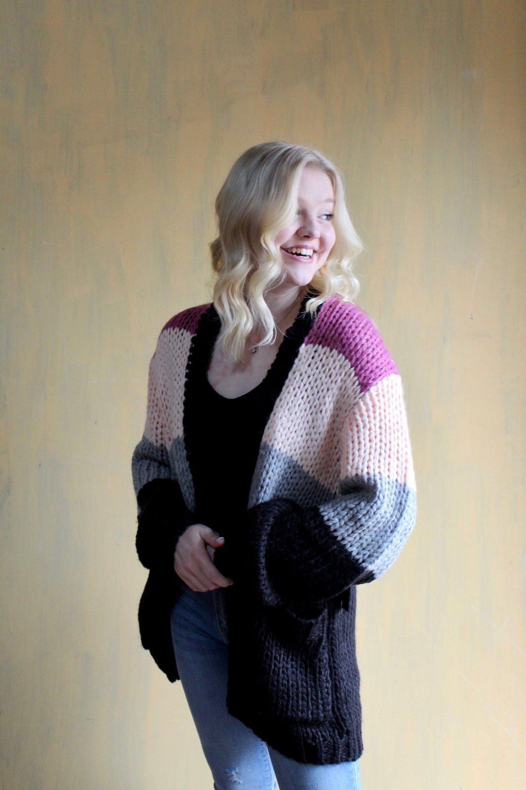 Volcom Color Block Sweater