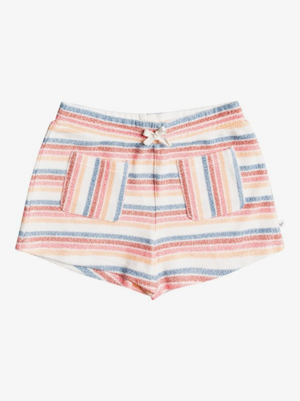 Roxy Multi Striped Short