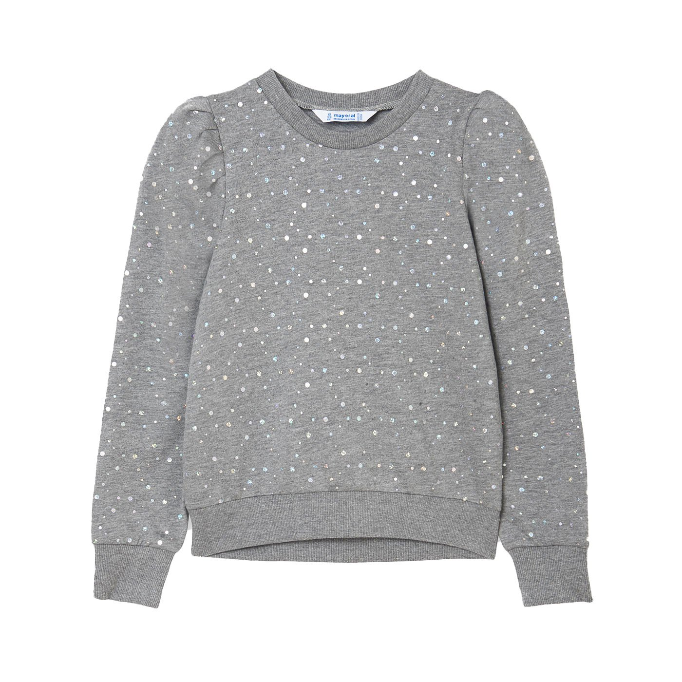 Mayoral Dot Sweatshirt