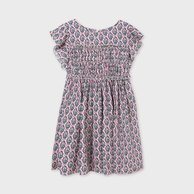 Mayoral Printed Dress