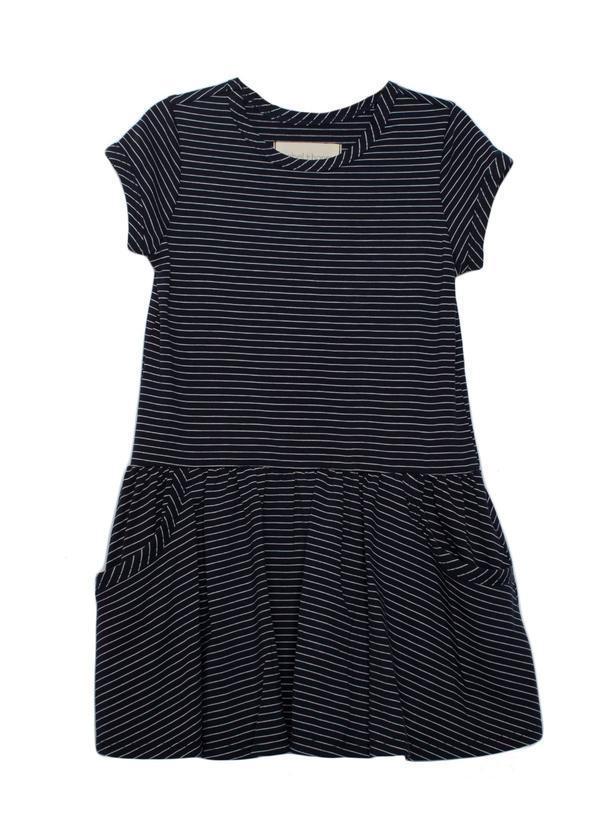 Isobella & Chloe Navy Blue Dress