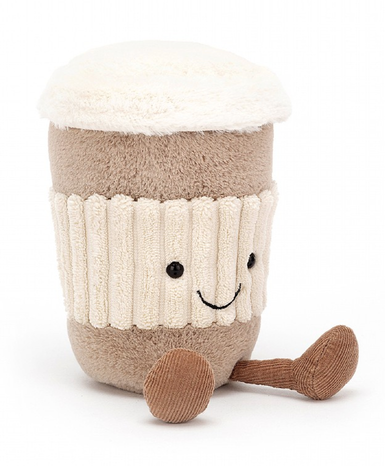 Jellycat Plush To Go Coffee