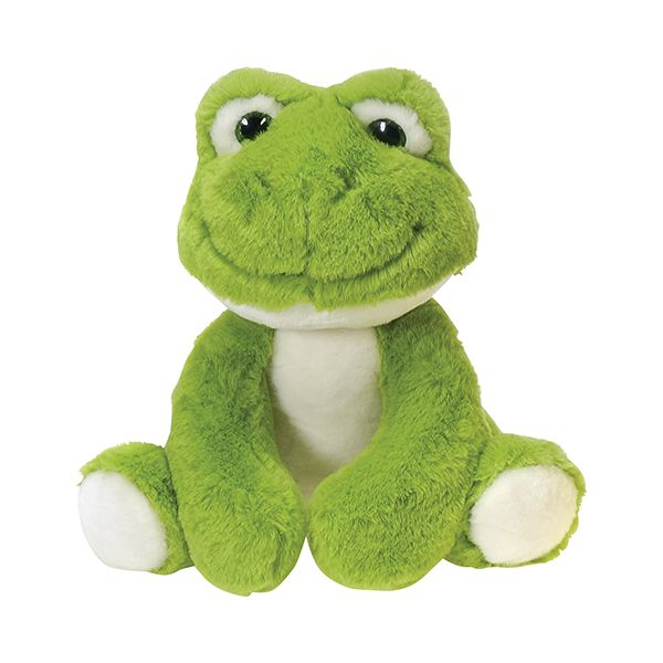 Kelli's Gifts Plush Frog