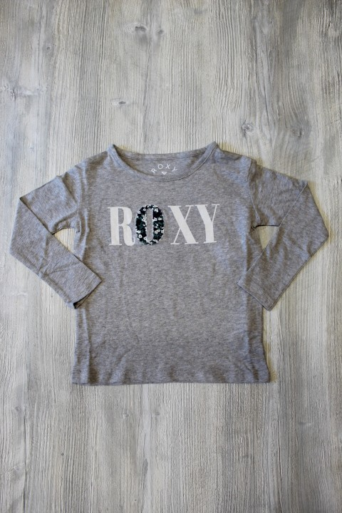 Roxy Grey Roxy Long Sleeve