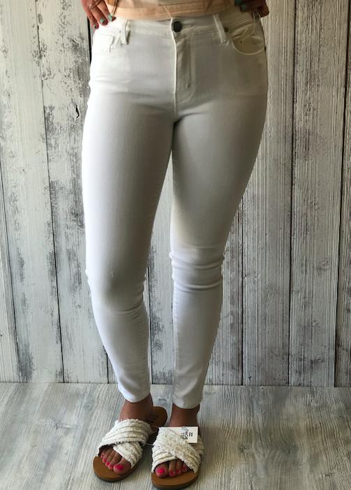 Unpublished Kora White Skinny Jean