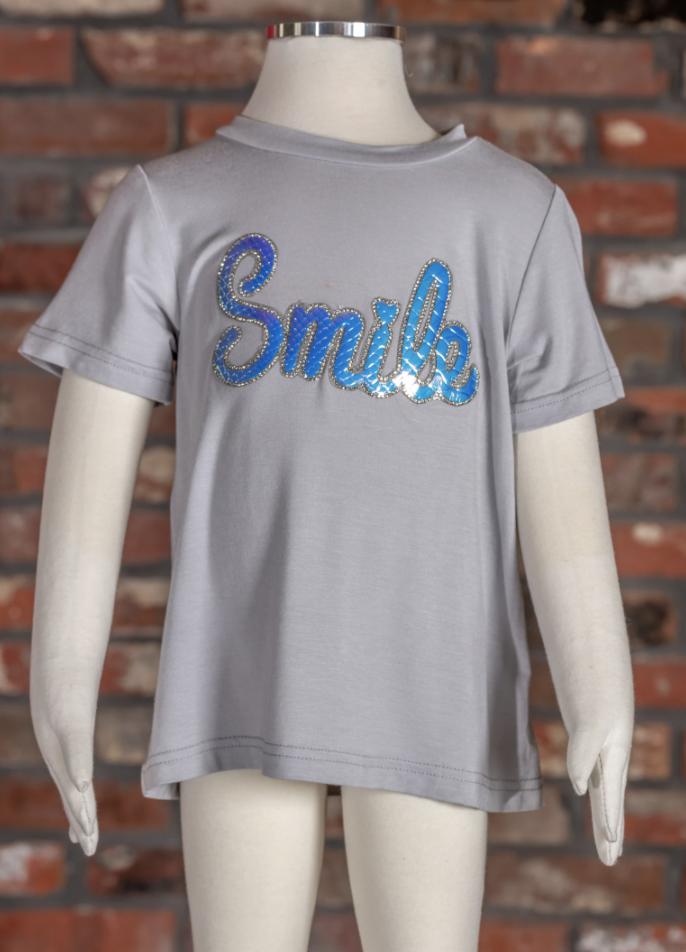 M.L. Kids Smile Tee