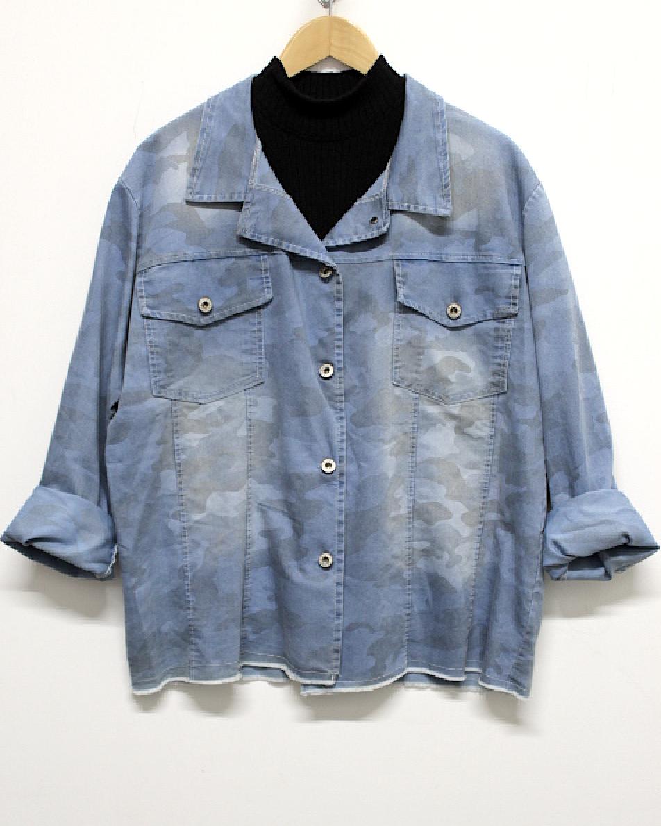 Look Mode Camo Jacket