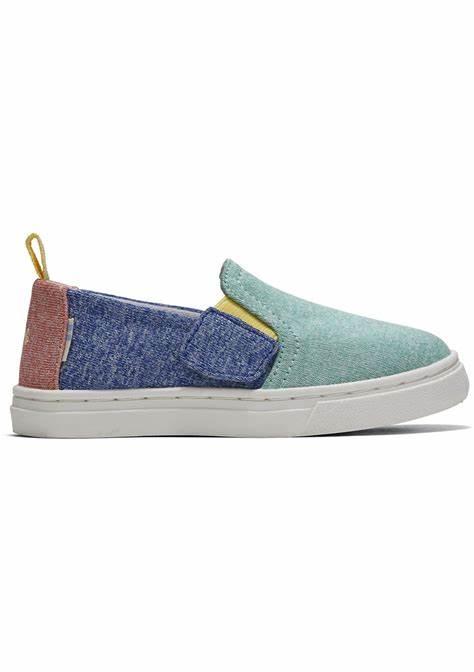 Toms Luca Mint Multi Shoe