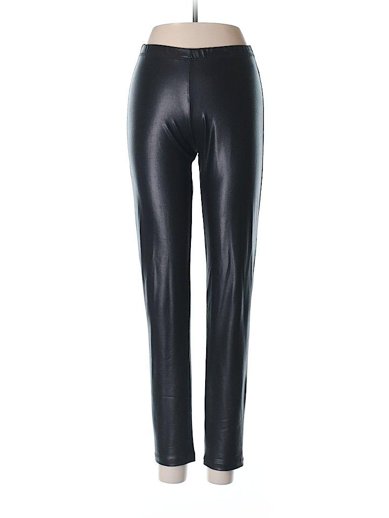 Clara Sun Woo Faux Leather Pant