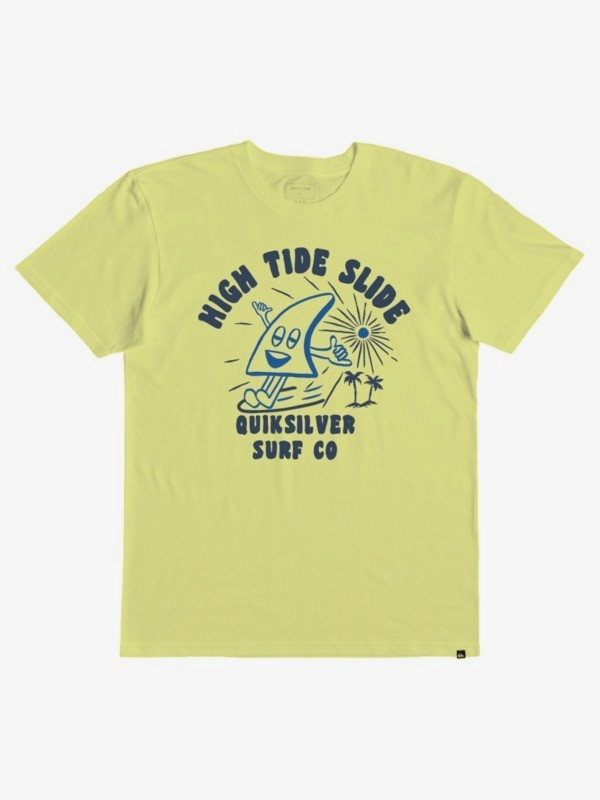 Quiksilver High Tide Slide Tee
