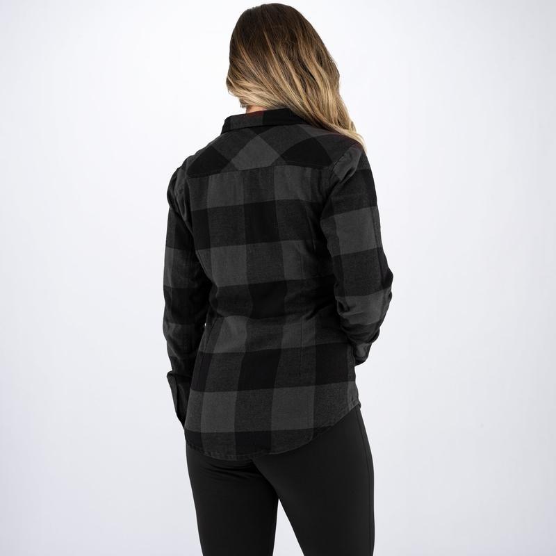 FXR  W Timber Flannel Shirt 21
