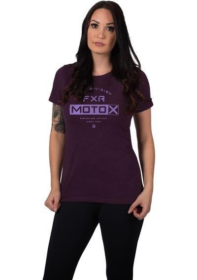 FXR W MOTO-X T-SHIRT 21
