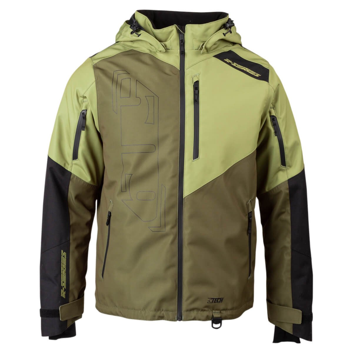 509 R-200 INSULATED CROSSOVER JACKET