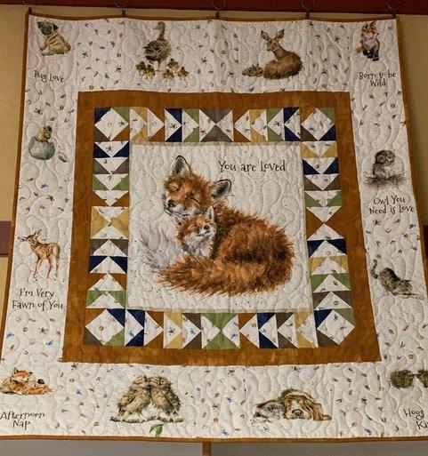 Foxy 42 x 48