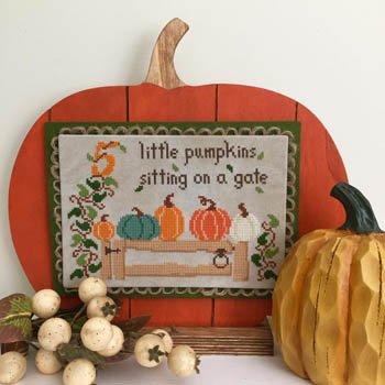 Five Little Pumpkins Petal Pusher