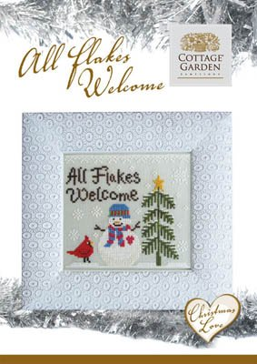 All Flakes Welcome Cottage Garden