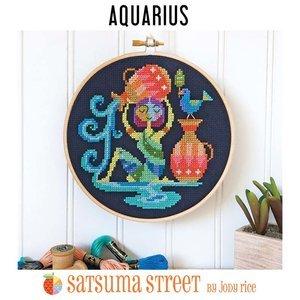 Aquarius Satsuma Street