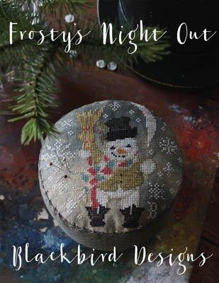 Frosty's Night Out Blackbird