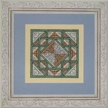 Celtic Quilts: Corn & Beans Ink Circles