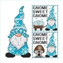 A Year of Gnomes Cross Stitch Wonders