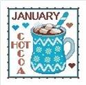 A Year of Mugs Cross Stitch Wonders