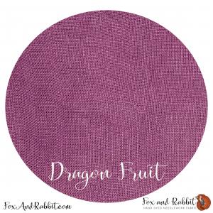 32 Dragon Fruit Fox and Rabbit