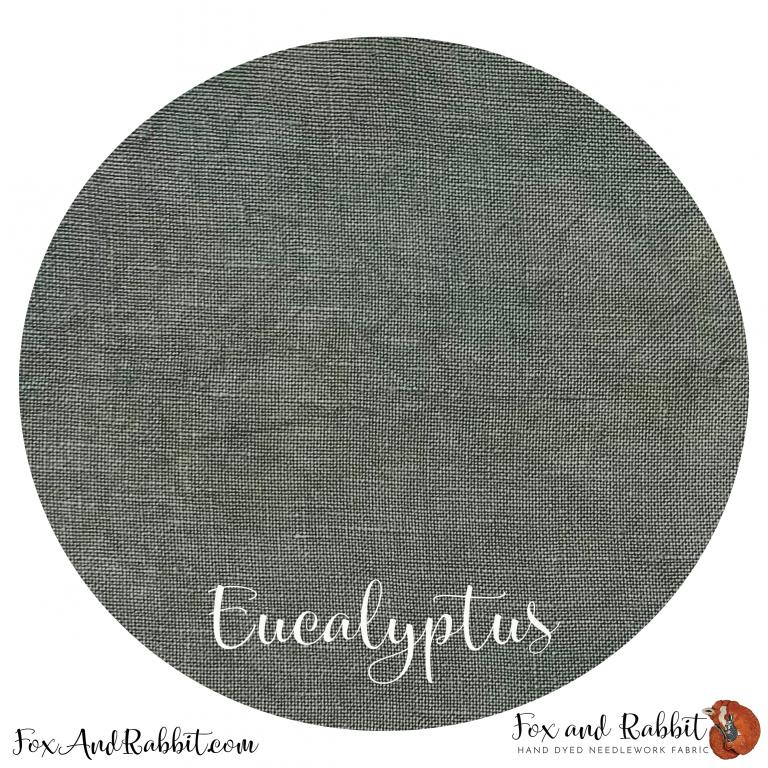 36 Eucalyptus Fox and Rabbit