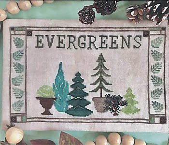 Fresh Picked Evergreens Petal Pusher