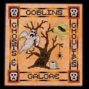 Goblins Ghosts & Ghoulies Glendon Place