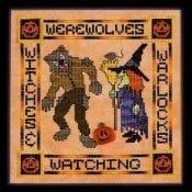 Werewolves, Witches & Warlocks Glendon Place