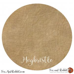 32 Hogbristle Fox and Rabbit
