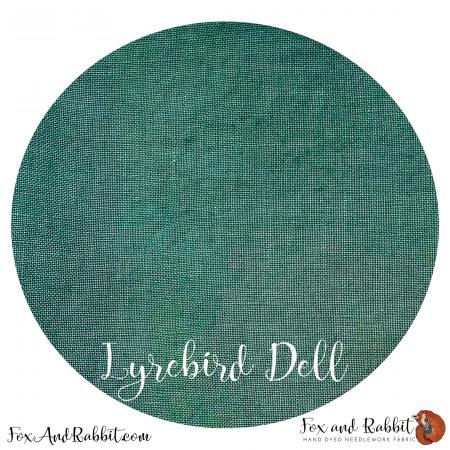 32 Lyrebird Dell Fox and Rabbit