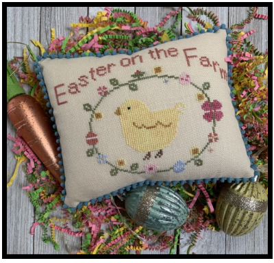 Easter on the Farm Needle Bling