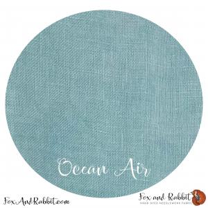 40 Ocean Air Fox and Rabbit