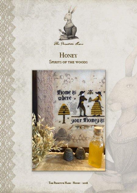 Honey Primitive Hare