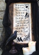 Crows' Lullaby Primitive Hare