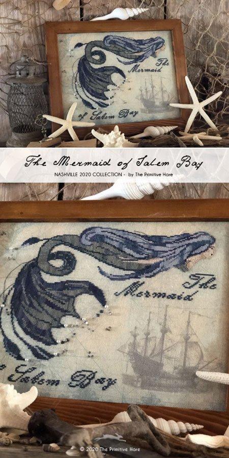 the Mermaid of Salem Bay Primitive Hare