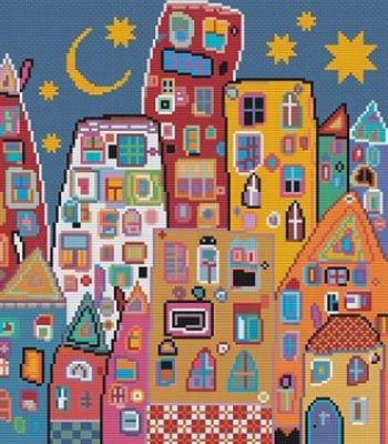 Buildings and Colors Susanamm