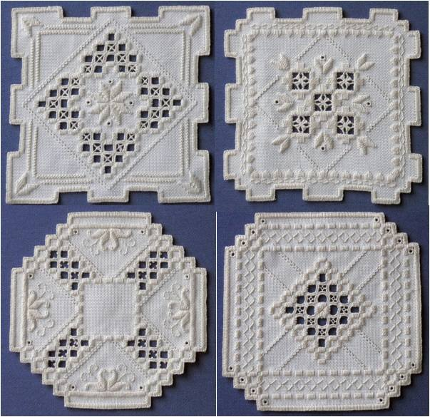 Small Gifts Satin Stitches