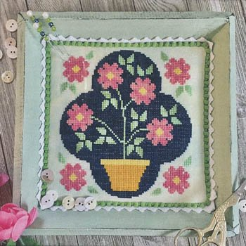 Spring Primrose Petal Pusher