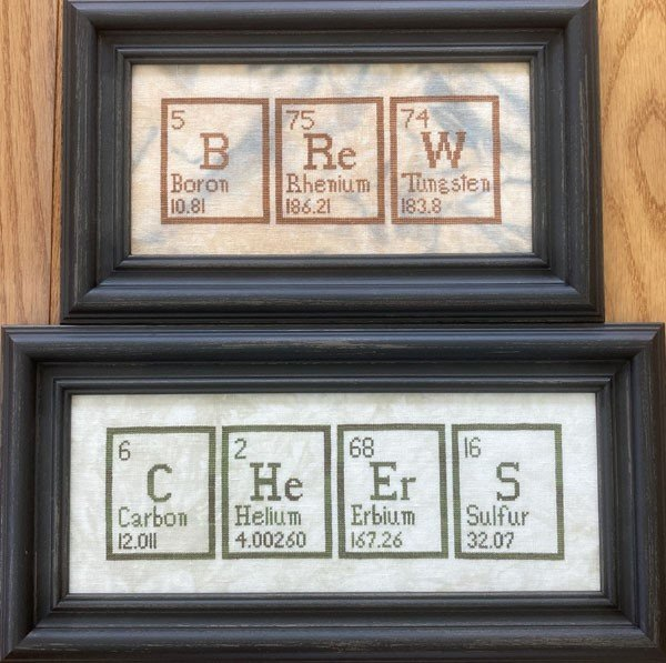 Brew & Cheers Samplers Revisited