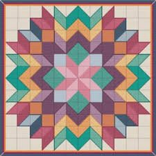 Cross Stitch Quilt 6 Susanamm