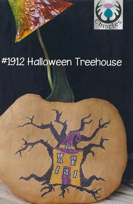 Halloween Treehouse Thistles