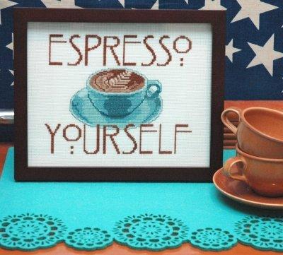 Espresso Yourself Tiny Modernist