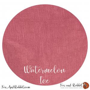 32 Watermelon Ice Fox and Rabbit