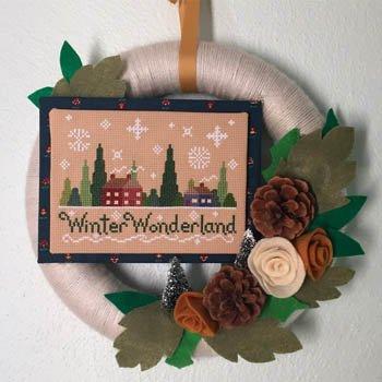 Winter Wonderland Petal Pusher